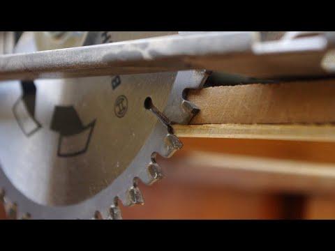 Точная шина-направляющая для циркулярной пилы.Модернизация.Track Saw.