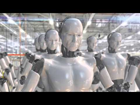 EPOCOSTA Adam 10   Human Like Android  Robot 3D