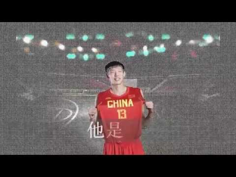 Zhou Qi !! The Young Devil!! Most talented young baskettball player in China!!