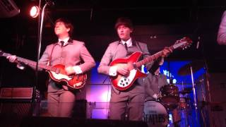 Them Beatles - Anytime At All - live at a The Cavern Club 20 July 2014
