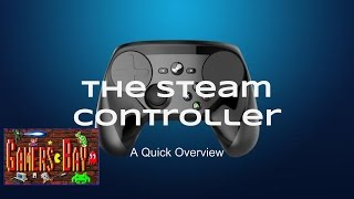 The Steam Controller - Valve's Revolutionary Evolution of the Gamepad for PC Gaming!