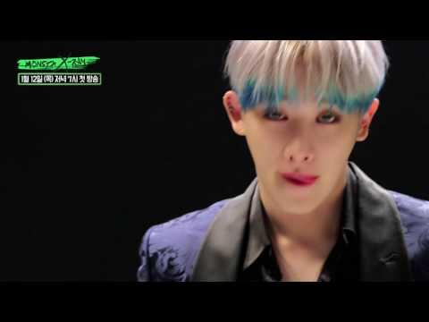 Monsta X Teaser - Wonho -