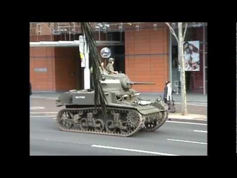 Armoured Vehicles in Sydney