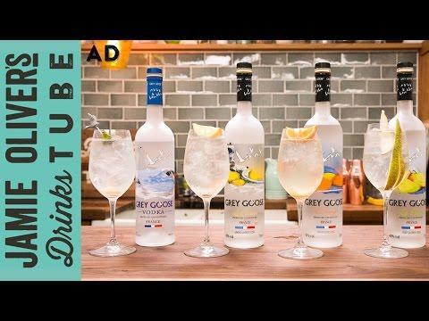 Grey Goose Le Grand Fizz Cocktail - Four Ways | Joe McCanta