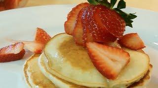 Lemon Yogurt Pancakes Thumbnail