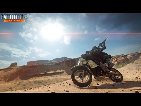 Battlefield 4 - Derpbiking!