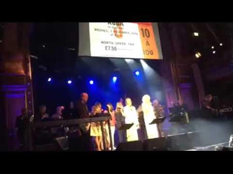Agnetha & Frida The Way Old Friends Do (Live at Berns, Stockholm 5.06.2016.)