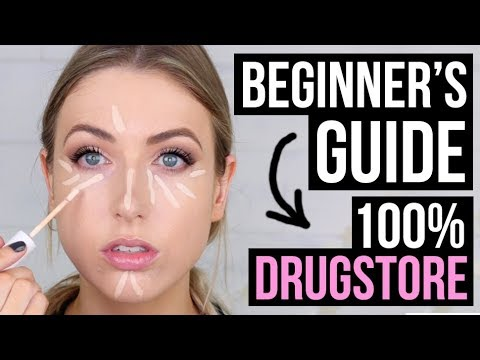 BEGINNER MAKEUP GUIDE & TUTORIAL/Best & Worst Concealers & Powders