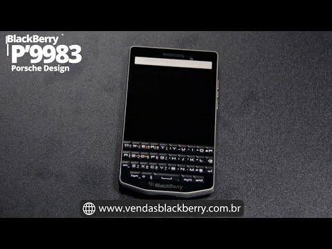 BlackBerry Porsche P'9983