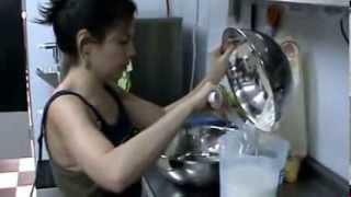 גלידה פאולינה באילת /שוקולד לבן עם תותים PAULINA ICE CREAM EILAT Thumbnail