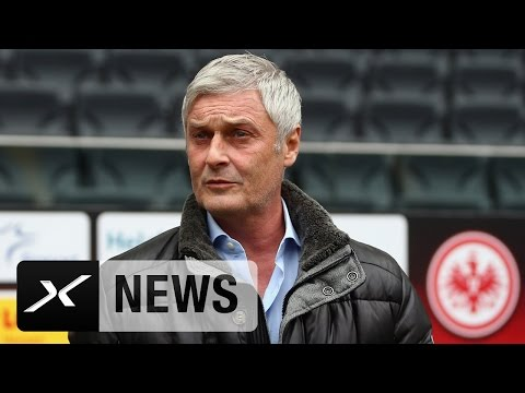 Fix! Armin Veh zurück zu Eintracht Frankfurt | Nach Intermezzo beim VfB Stuttgart
