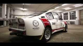 History comes alive - Skoda 130rs