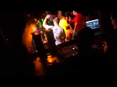DJ EXE - ENERGY INSIDE/ELECTRONIC OPEN AIR/INDOOR STAGE (TANKER BRATISLAVA 7.9.2013)