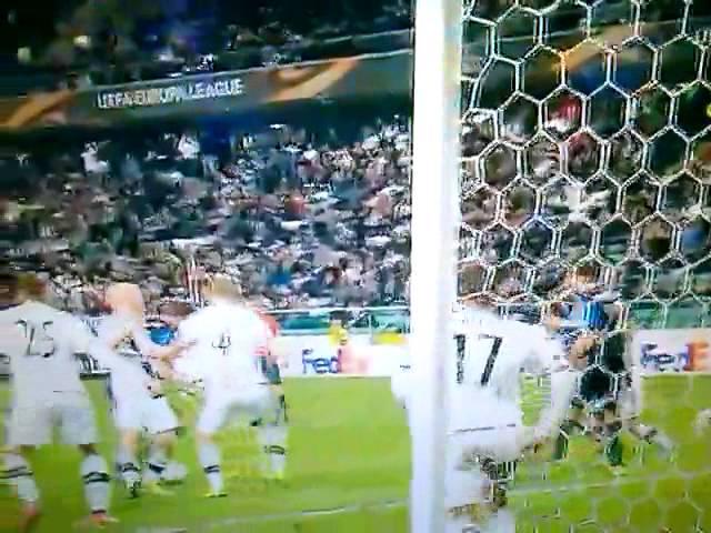 Legia Warszawa Club Brugge 1:1 SKRÓT MECZU