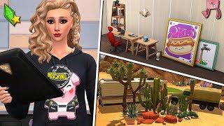 ACTUALIZACIÓN GRATIS 😍 ¡OBJETOS, ROPA Y PROFESIÓN! Los Sims 4 🌟