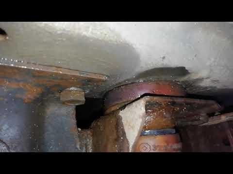 Стук (как казалось) в задней подвеске УАЗ ПАТРИОТ при попадании колеса в яму