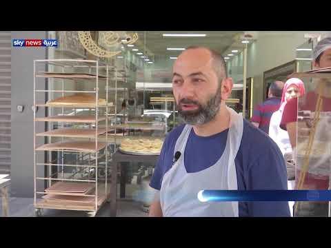 القطايف.. أمير الحلوى الرمضانية في لبنان
