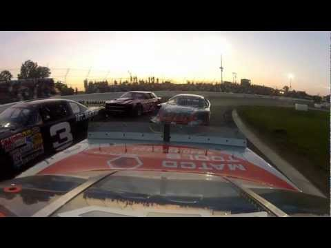 Keith Platz Onboard at Lake County Speedway