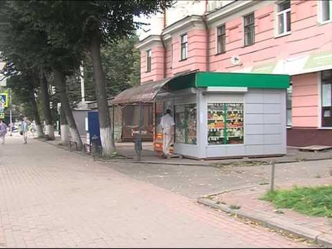 Ярославцы поддерживают планы властей по изменению облика городских ларьков