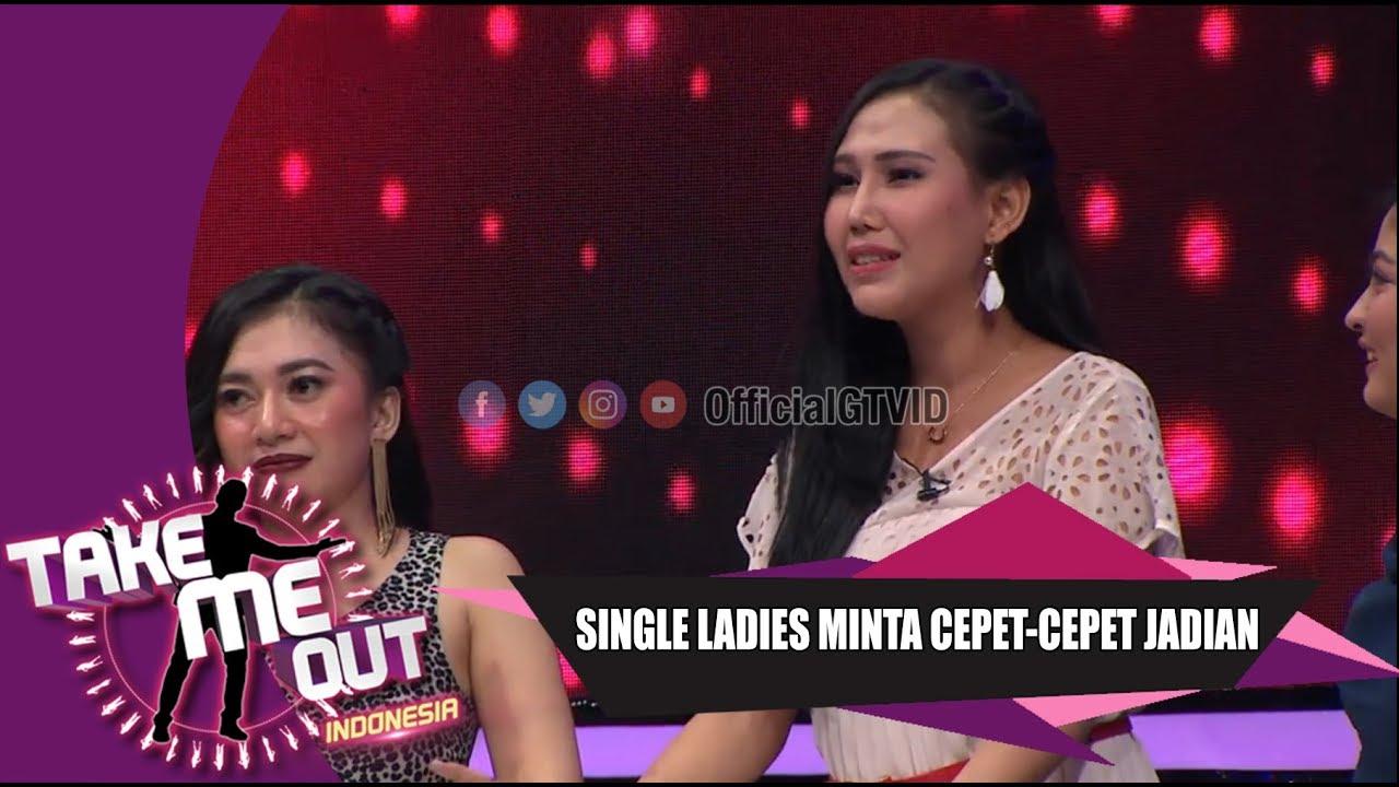 Single Ladies Minta Diburu-buruin Jadian | Take Me Out  | EPS 54 (1/8)