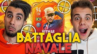 😱 NEYMAR 94! BATTAGLIA NAVALE con gli HEADLINERS vs ENRY LAZZA!