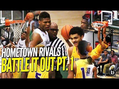WHO RUN THIS TOWN!? Francis Okoro VS Chris Payton Pt.1!! Full highlights!