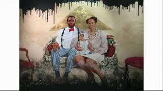Black Wall Street: A Case for Reparations - Ajamu Kojo's Historic Exhibition | BK Live