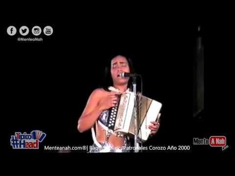 (VIDEO) Año 2000 | Raquel Arias - Por qué Te Fuiste Dulce Amor @ Corozo (Sajoma) @Menteanah