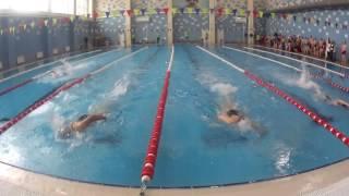 Спартакиада ОГК-2. Женщины до 35. 2 заплыв