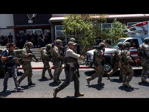 El Paso shooting: At least 19 people dead, 40 injured, suspect in custody, police say