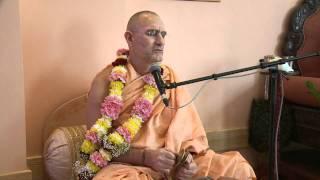 2010.06.29. Kirtan by H.H. Bhaktividya Purna Swami - Riga, LATVIA