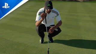 PGA Tour 2K21 - Adidas Pre-Order Trailer | PS4