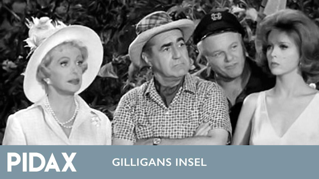 Pidax Gilligans Insel 1964 Tv Serie