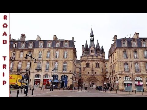 Beautiful Bordeaux France