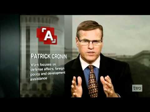 Patrick Cronin: Asia Pivots West