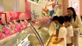 100年冰淇淋店戶外教學38