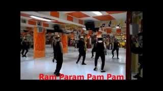 Ram Param Pam Pam - Linea di Ballo - Flying Dance - Coreografia Gaetano Buonaurio