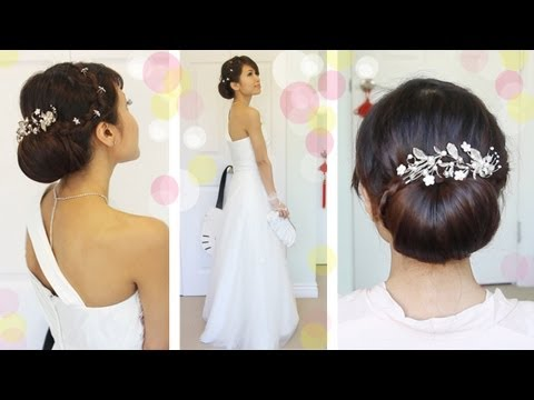 get-ready-with-me-wedding-edition:-classic-bridal-updo