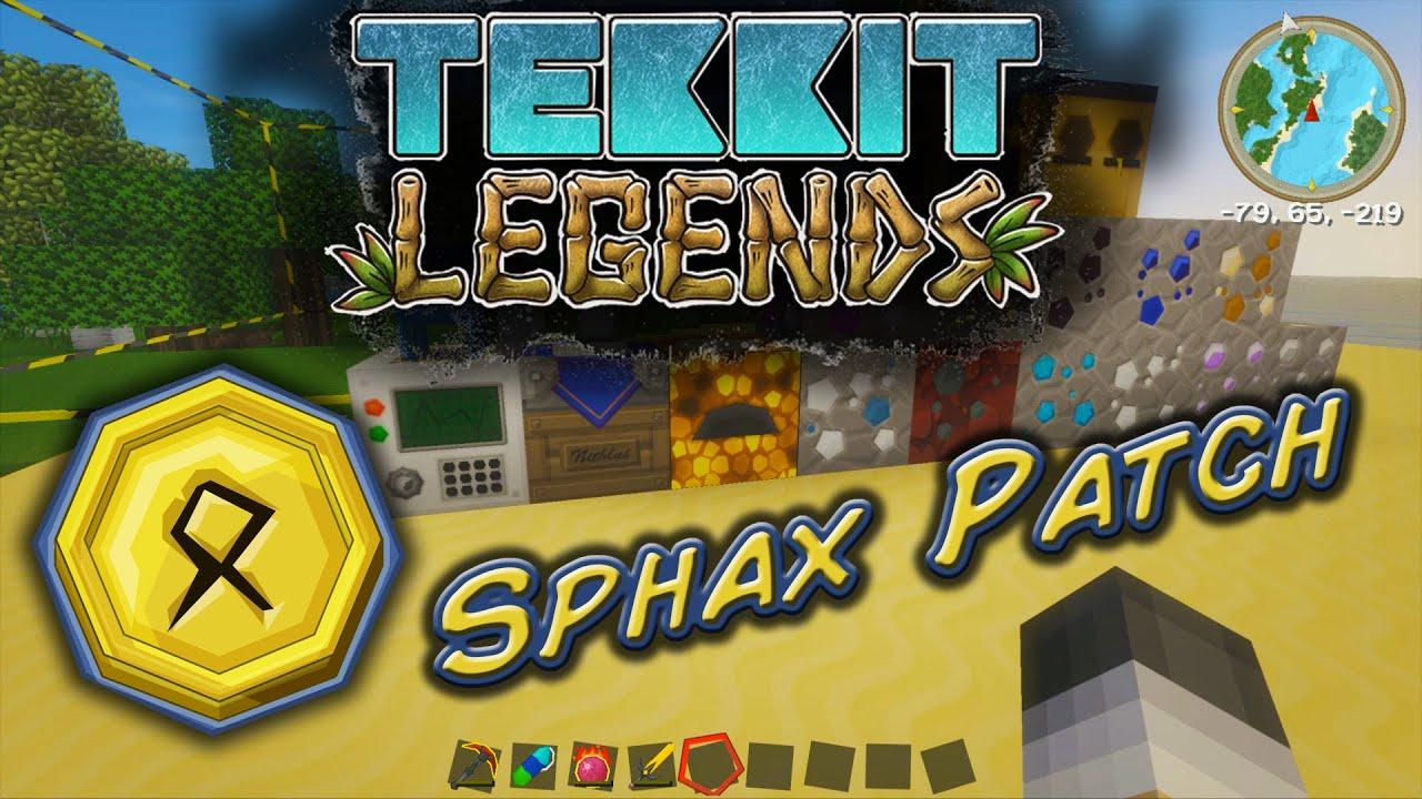 128x/64x] Tekkit Legends [MC1 7] - BDcraft net Community