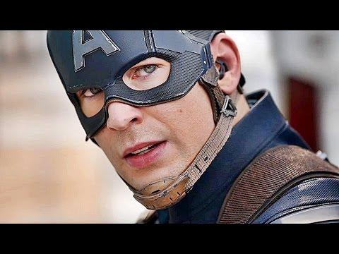 CAPTAIN AMERICA 3 - CIVIL WAR | Trailer #2 deutsch german [HD]