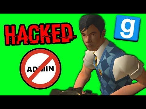 On HACK le SCHOOL RP : plus dADMIN sur le SERVEUR ! Gmod school RP