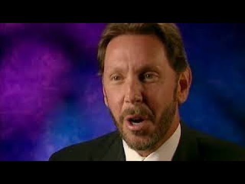 Larry Ellison's In Depth Interview On His Life And Success