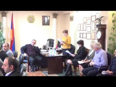 27.02.2018 Ստեփանավան համայնքի ավագանու նիստ