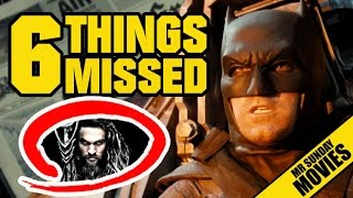 BATMAN V SUPERMAN Trailer 2 Easter Eggs, References & Things You Missed