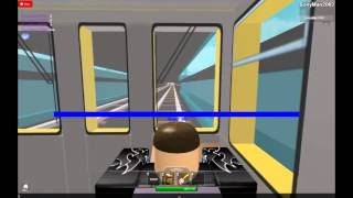 Jouons #004 SUBWAY OF ROBLOX