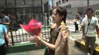 秘蔵メイキング映像第12弾! http://www.tv-tokyo.co.jp/yoshihiko/