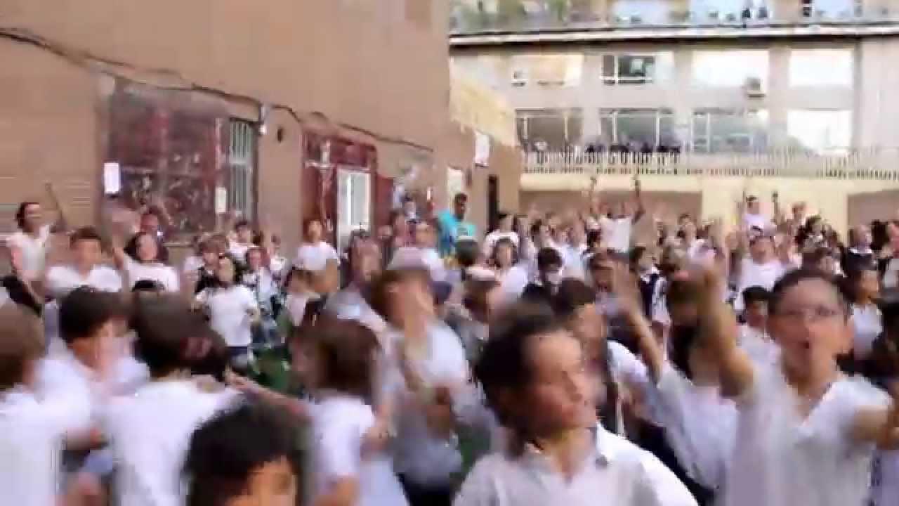 Colegio altair madrid quiero tener tu presencia lip dub - Colegio escolapias madrid ...