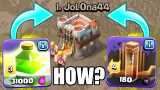 THE MYSTERY!...SHOULD YOU JUMP!? - Clash Of Clans
