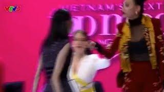 Choáng Với Thí Sinh Việt Nam Next Top Model Chửi Nhau Với Ban Giám Khảo