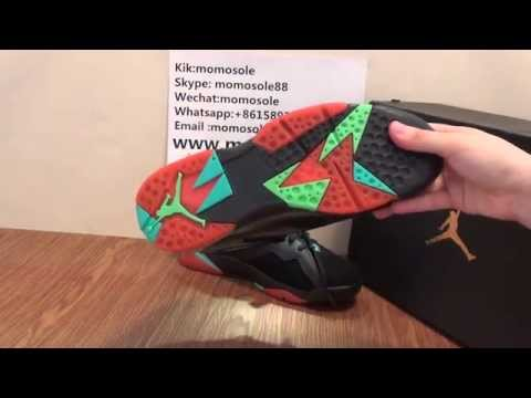 7e32799033fe56 Authentic Air Jordan 7 Barcelona Nights Review From www.momosole.cn